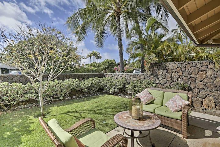 Cozy Honolulu Studio with Patio - 3 Mins to Beach!