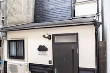 Legal!4 WAY Cute house near Umeda Osaka!4 mins sta