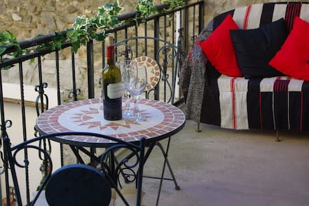 Tranquility and comfort at Gite Liberté - Aigues-Vives - Ev