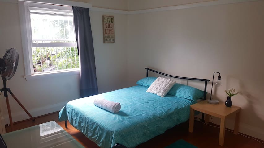Private Room near Beach & Sydney Airport