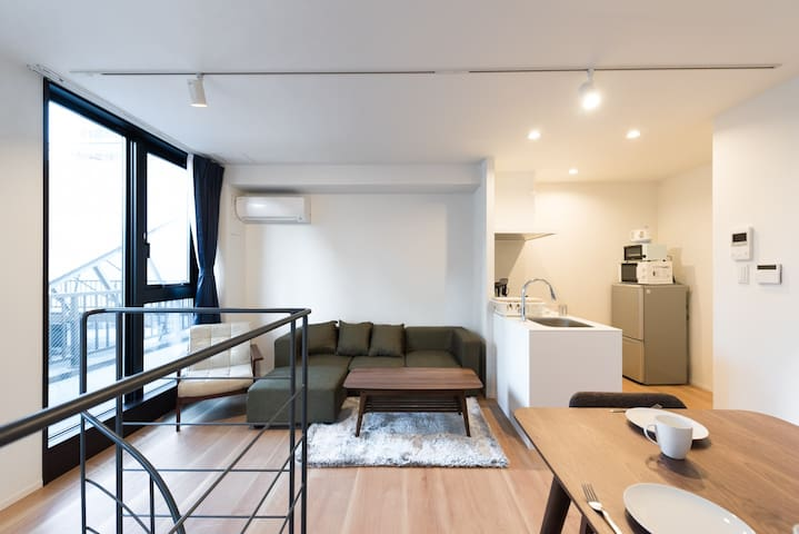 30%OFF!Brand new high-end loft apt #FE12 - Toshima - Apartment