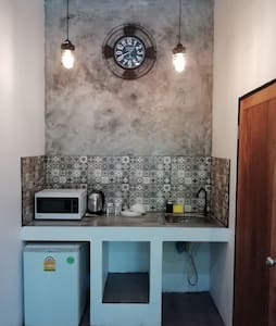 King studio with kitchen 500m from Saikaew beach