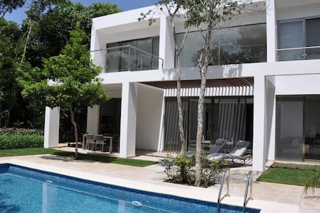 New Luxury Villa on golf course - Tulum - Casa de camp