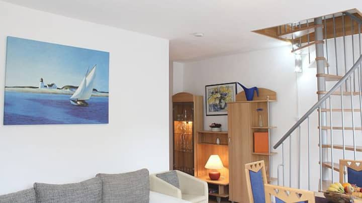Ferienwohnung Daun, zentrale Lage, 3 Schlafzimmer