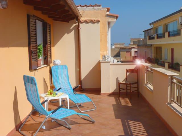 Residenza Larenza Mediterranea 2-5P