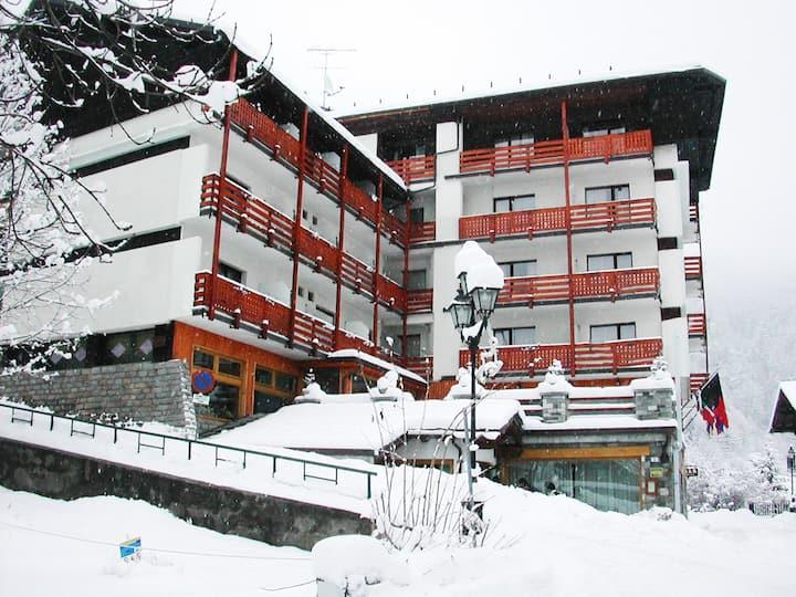 Ski Hotel Italia a Brusson