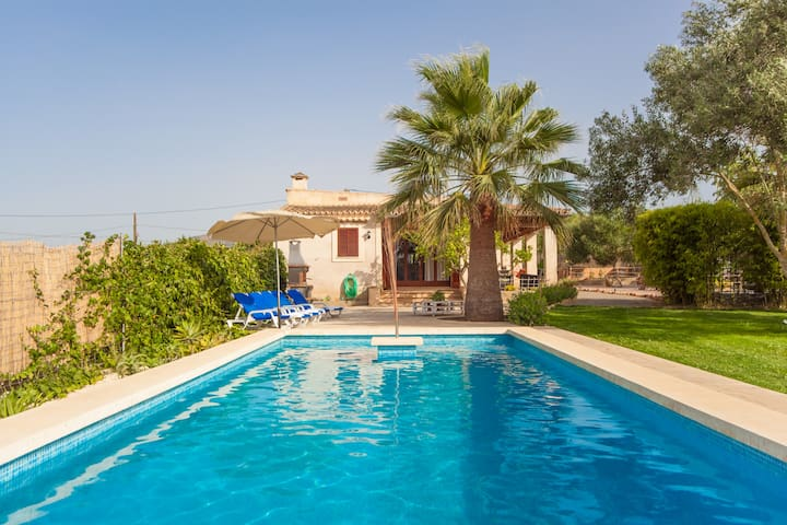 Son Segi - villa with private pool and garden - Manacor - Apartmen