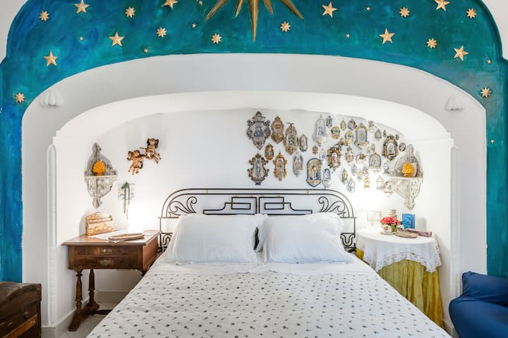 Casa Mia Positano - Charming Suite with Garden & Shared pool