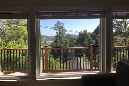 Beautiful Mill Valley home with gorgeous views - 米尔谷 - 独立屋
