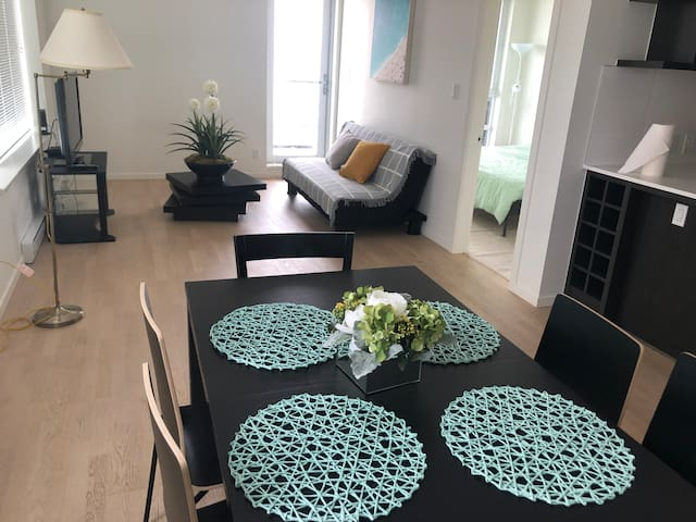 Richmond downtown Perfect location 2 bedroom