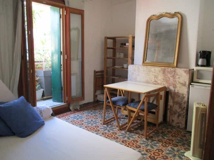 Chambre 1/3 pers Proche Montpellier/Mer/Palavas