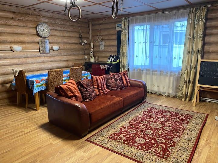 Уютный дом на Мельничной