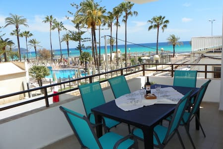 Apartment 60 m. from the beach - Apartamento
