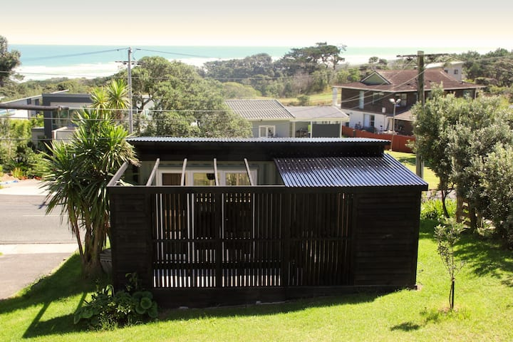 Try tiny living in Muriwai