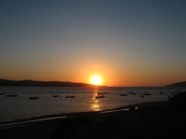 Óbidos lagoon...