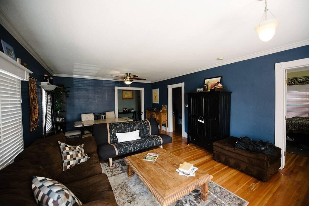 Living Room w/ Futon