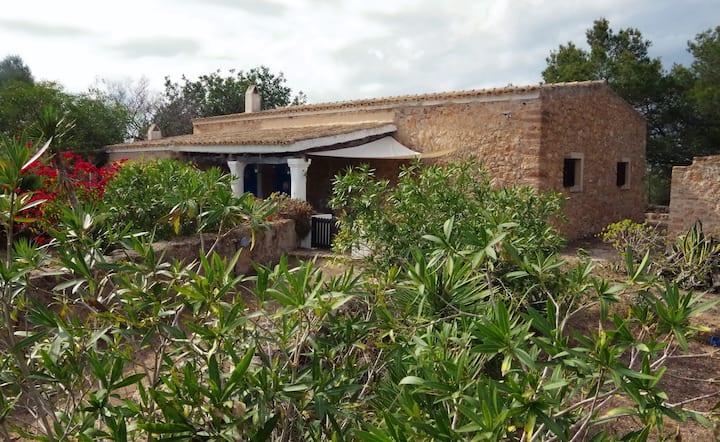 Beautiful old farmhouse
