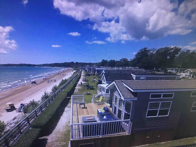 Family Cottage at Sherkston Shores Beach Resort
