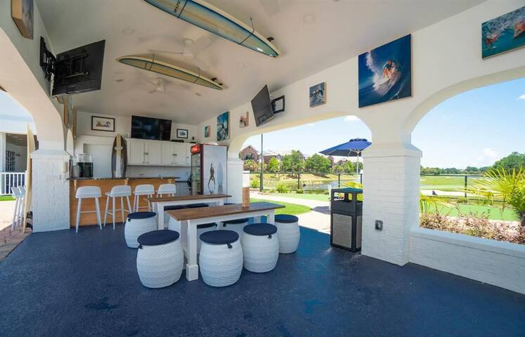 STAY and PLAY at ONE CLUB  GULF SHORES - 3802