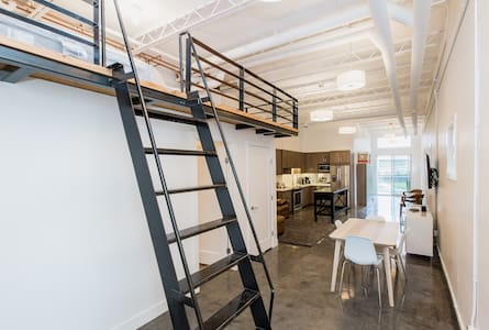 #3 Beautiful Bridgeland modern LOFT apartment