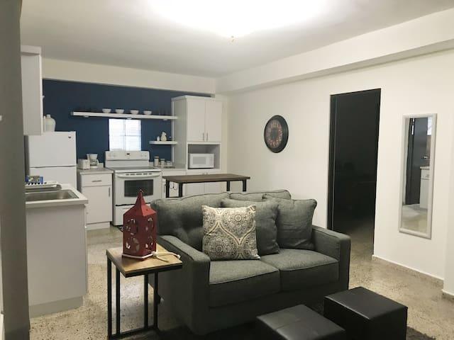 Luscar Apartment