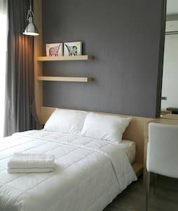 Brand-new Apt. near Nimman,SuthepMount.andOld City - Amphoe Mueang Chiang Mai - Apartment - 1