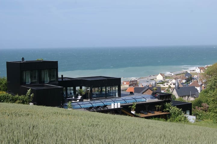 Le Lodge Blanc / Villa Quartz - Hautot-sur-Mer - Apartment