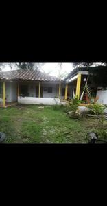 Casa campesina de los Andes de Colombia