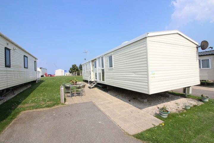 3 Bed Caravan, Reighton Sands, Filey