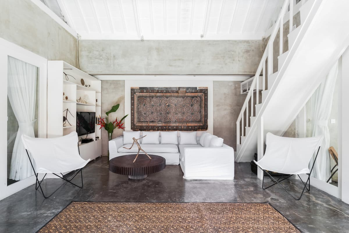 Rustic Charm with a Modern Twist - right in a middle of Canggu & Seminyak