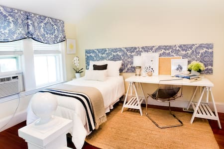 Perfect getaway, charming 1Br Guesthouse - Hingham