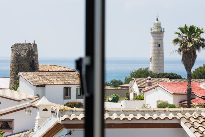 Faro Mijas: amazing view & location - Mijas - Loft