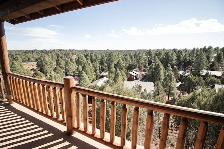 Treetop Terrace - 2 BR Condo in Bison Ridge with Dreamy Balcony