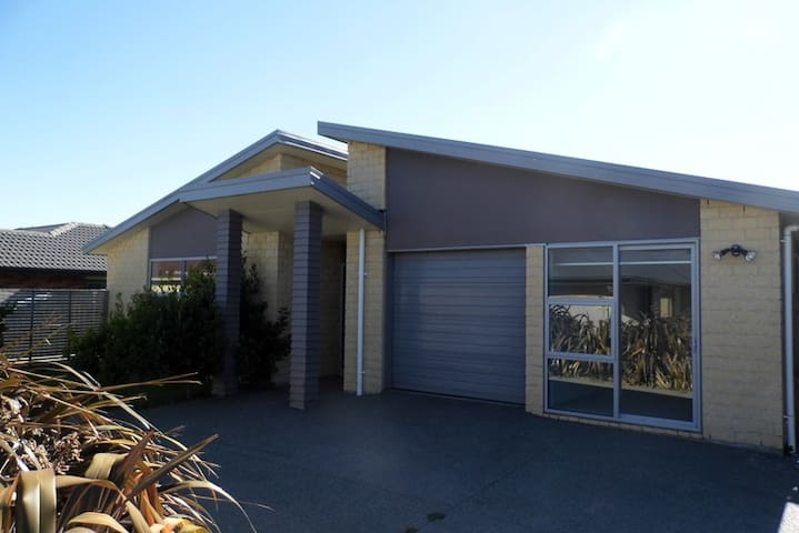 In the hub of Rolleston self contained townhouse