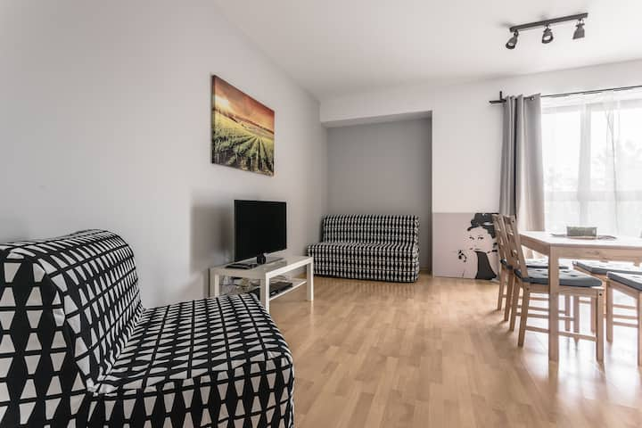 Chill Apartments Mokotow