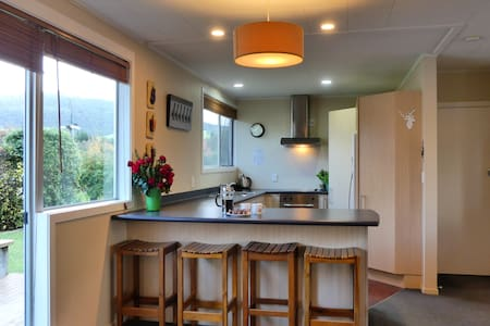 Trout Retreat - Exclusively Yours - Turangi - House