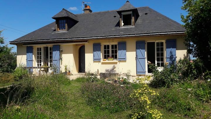 Blaison-Saint-Sulpice: au cœur de la nature