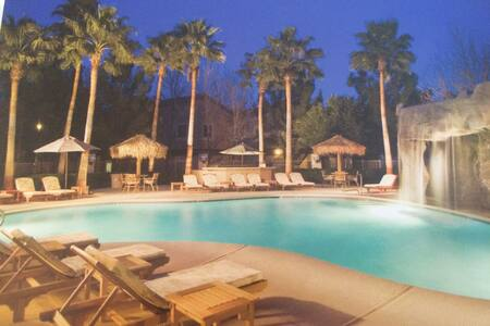 Aussie Vegan, secure gated resort. - Las Vegas - Flat