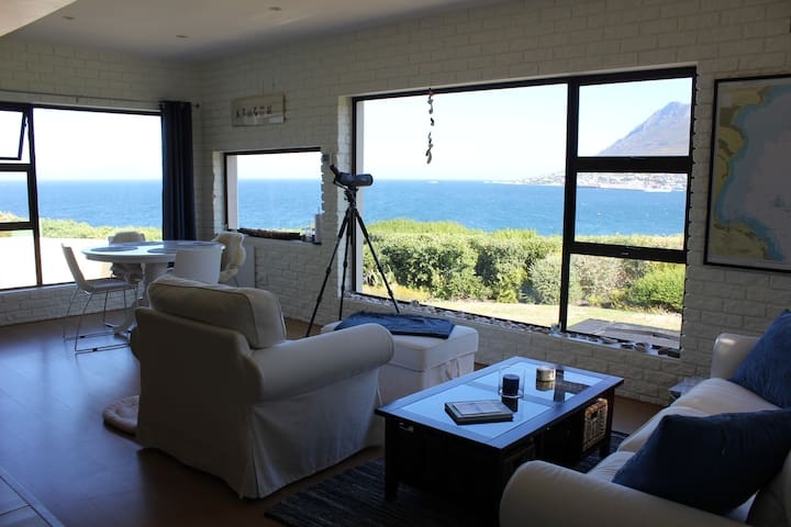 Krugers View- the house with the spectacular view!