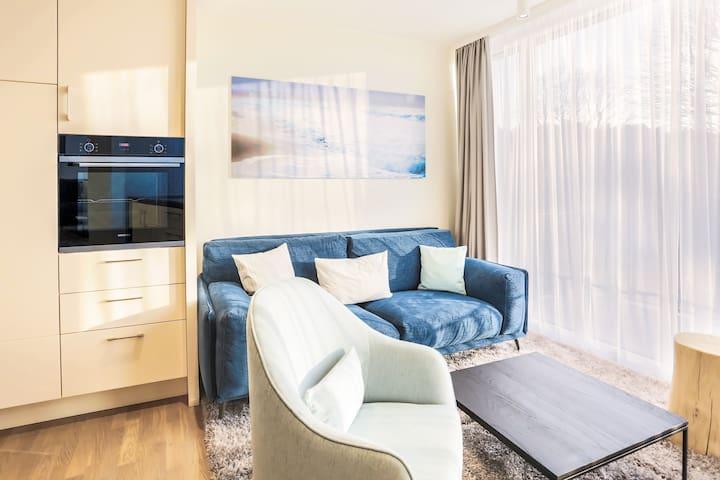 Aurora Appartement mit Müritzblick in Maremüritz