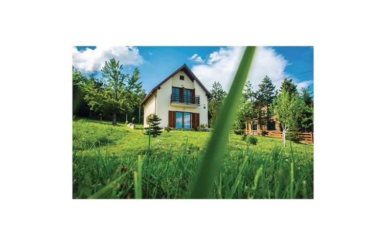 Holiday cottage with 3 bedrooms on 69 m² in Ravna Gora