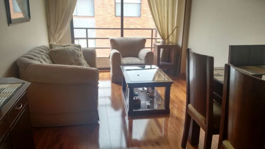 AMBIENTE FAMILIAR - Bogotá - Apartment