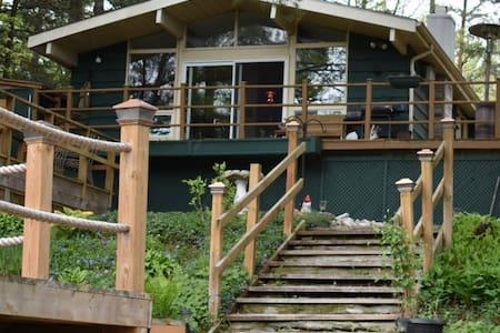 Glennridge Manor on the Tranquil Green River