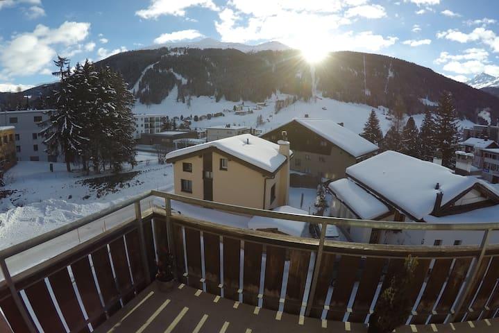 4,5 Zimmer Ferienwohnung mit Panoramablick