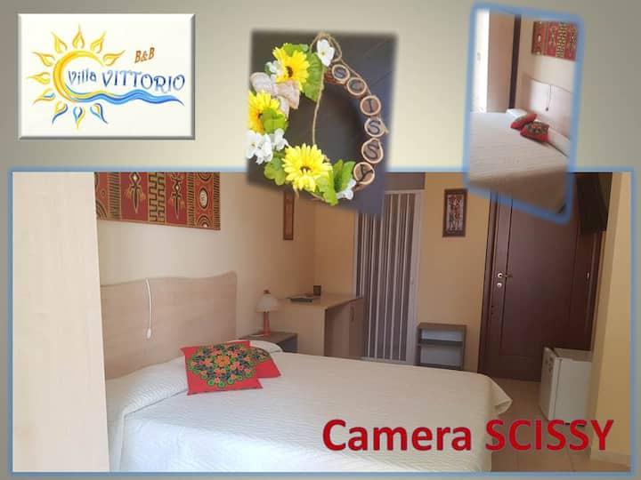 Villa Vittorio stanza Scissy