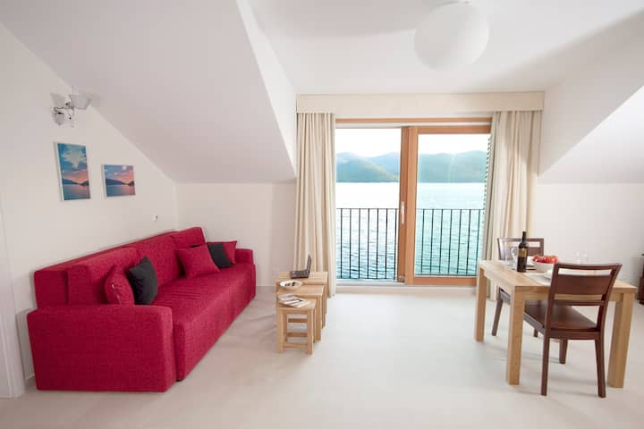 Eol (Z4) - studio apartment with sea view