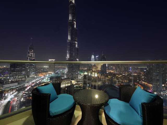 Burj Khalifa View Apartment in Loft West |  269470 - Dubai - Apartment