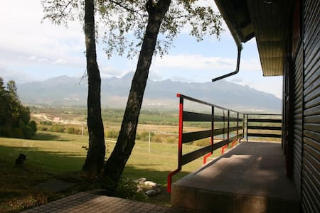 COTTAGE BORIK Tatra Mountains at your fingerprints - Svit