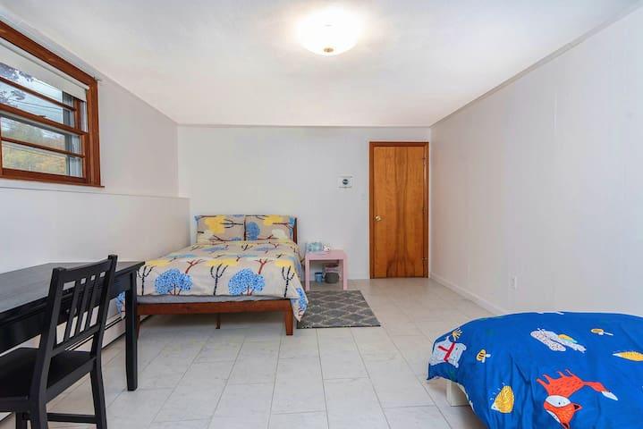 Renovate Private Room 1 near Boston Bentley