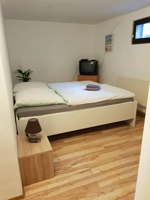 Gemütlicher  Wohnung in Ebern für 2 Personen 38€